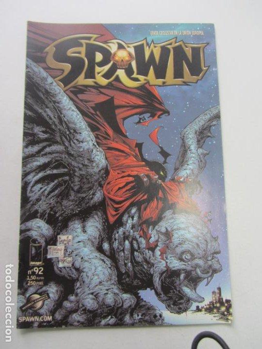SPAWN VOL. 1 Nº 92 WORLD COMICS MUCHOS MAS A LA VENTA MIRA TUS FALTAS CX32 (Tebeos y Comics - Planeta)
