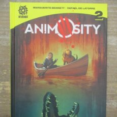 Cómics: ANIMOSITY - Nº 2 - AFTERSHOCK - TOMO TAPA DURA -PLANETA COMIC. Lote 185782755