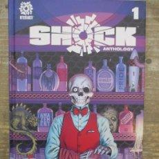 Cómics: SHOCK / ANTHOLOGY - Nº 1 - AFTERSHOCK - TOMO TAPA DURA -PLANETA COMIC. Lote 185783297