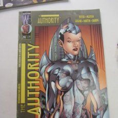 Fumetti: THE AUTHORITY Nº 28 - MILLAR/ADAMS WILDSTORM - WORLD COMICS/PLANETA CX33. Lote 186206196
