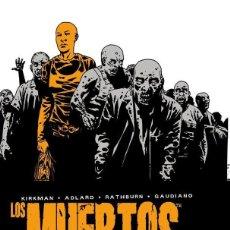 Comics: LOS MUERTOS VIVIENTES INTEGRAL 07 - PLANETA - NUEVO. Lote 186219107