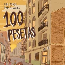 Cómics: 100 PESETAS PLANETA CÓMIC. Lote 186244781