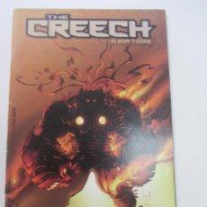 Cómics: THE CREECH A POR TODAS - Nº 3 DE 3 - WORLD COMICS - PLANETA CX33. Lote 186251203