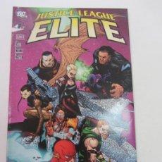 Cómics: JUSTICE LEAGUE ELITE - Nº 1 DE 6 - PLANETA - CX33. Lote 186252535