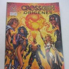 Cómics: CROSSGEN ORIGENES - NUMERO UNICO - PLANETA - CX33. Lote 186252596