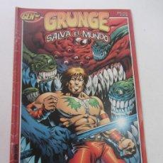 Cómics: GEN 13 - GRUNGE - SALVA EL MUNDO - NUMERO UNICO - PLANETA - CX33. Lote 186252743