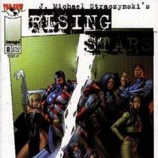 Cómics: RISING STARS Nº 8 - PLANETA - MUY BUEN ESTADO. Lote 186273638