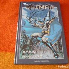 Cómics: BATMAN ROBIN AÑO UNO LA COLECCION 10 ( MATT WAGNER DIXON ) ¡MUY BUEN ESTADO! PLANETA DC. Lote 212288660