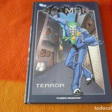 Cómics: BATMAN TERROR LA COLECCION 11 ( DIXON SALE LOEB ) ¡MUY BUEN ESTADO! PLANETA DC TAPA DURA. Lote 212288666