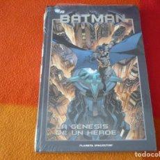 Cómics: BATMAN LA GENESIS DE UN HEROE LA COLECCION 23 ( ALAN GRANT ) ¡MUY BUEN ESTADO! PLANETA DC TAPA DURA. Lote 187296502
