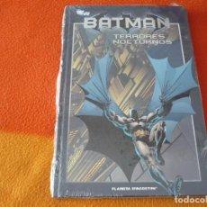 Cómics: BATMAN TERRORES NOCTURNOS LA COLECCION 25 ( MOENCH ) ¡MUY BUEN ESTADO! PLANETA DC TAPA DURA. Lote 187322627