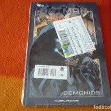 Cómics: BATMAN DEMONIOS LA COLECCION 32 ¡PRECINTADO! PLANETA DC TAPA DURA. Lote 187409287