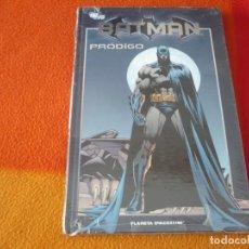 Cómics: BATMAN PRODIGO LA COLECCION 34 ( MOENCH DIXON ) ¡PRECINTADO! PLANETA DC TAPA DURA. Lote 187409445