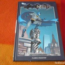 Cómics: BATMAN CATACLISMO LA COLECCION 36 ¡MUY BUEN ESTADO! PLANETA DC TAPA DURA. Lote 187409718