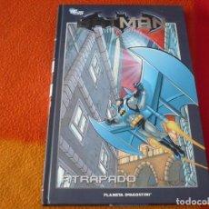 Cómics: BATMAN ATRAPADO LA COLECCION 37 ( DIXON MOENCH BARRETO ) ¡MUY BUEN ESTADO! PLANETA DC TAPA DURA. Lote 187409961
