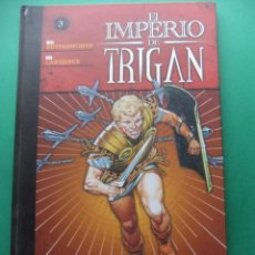 Fumetti: EL IMPERIO TRIGANO TOMO 3 PLANETA. Lote 187584072