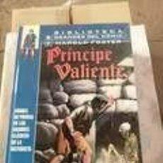 Cómics: PRINCIPE VALIENTE 17. HAROLD FOSTER. Lote 206486792