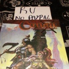 Comics : CONAN EL MERCENARIO TAPA DURA PLANETA AGOSTINI. Lote 188835916