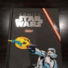 Cómics: CÓMICS STAR WARS -CLÁSICOS 1- PLANETA AGOSTINI, TAPA DURA. Lote 189272902
