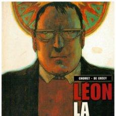 Comics: LÉON LA CAME VOL. 4. CHOMET - DE CRÉCY. PLANETA 2004. NUEVO,DE ALMACÉN.. Lote 189961890