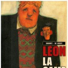 Comics: LÉON LA CAME VOL. 3. CHOMET - DE CRÉCY. PLANETA 2004. NUEVO,DE ALMACÉN.. Lote 189962028