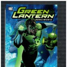 Comics : GREEN LANTERN: RENACIMIENTO - PLANETA,2006 - NUEVO.. Lote 190471438