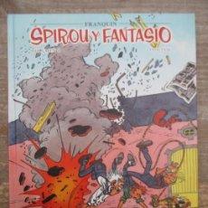 Cómics: SPIROU Y FANTASIO - VOLUMEN 4 - 1954 / 1956 - FRANQUIN - PLANETA DEAGOSTINI - MUY BUEN ESTADO. Lote 190754475