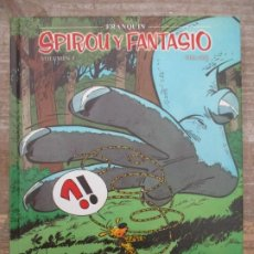 Cómics: SPIROU Y FANTASIO - VOLUMEN 5 - 1956 / 1958 - FRANQUIN - PLANETA DEAGOSTINI - MUY BUEN ESTADO. Lote 190754591