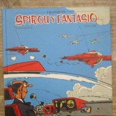Cómics: SPIROU Y FANTASIO - VOLUMEN 6 - 1958 / 1960 - FRANQUIN - PLANETA DEAGOSTINI - MUY BUEN ESTADO. Lote 190754947