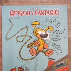 Cómics: SPIROU Y FANTASIO - VOLUMEN 6 - 1958 / 1968 - FRANQUIN - PLANETA DEAGOSTINI - MUY BUEN ESTADO. Lote 190755696