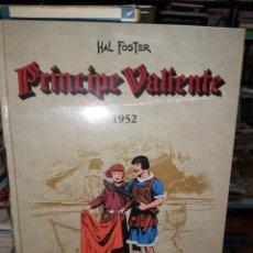 Comics: PRINCIPE VALIENTE PLANETA AGOSTINI AÑO 1952 PRECINTADO. Lote 191103272