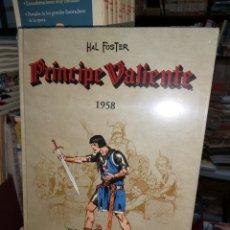 Comics: PRINCIPE VALIENTE PLANETA AGOSTINI AÑO 1958 PRECINTADO. Lote 191104228