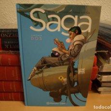 Cómics: SAGA - CAPITULO DOS - TAPA DURA - PLANETA - COMO NUEVO. Lote 191204250