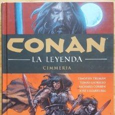 Cómics: CONAN LA LEYENDA 7 - CIMMERIA. Lote 191363433