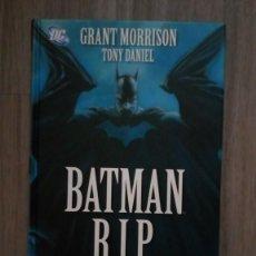 Comics : BATMAN RIP. MORRISON Y DANIEL. Lote 191417455