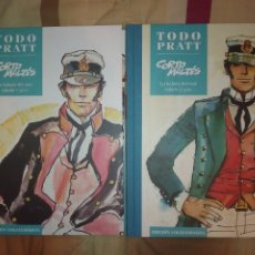 Comics: TODO PRATT, 2 PRIMEROS ÁLBUMES. Lote 191545235
