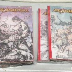 Cómics: FLASHPOINT XP ¡ COMPLETA 4 TOMOS ! GEOFF JOHNS / DC - ECC. Lote 191640718