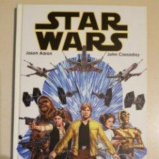 Cómics: STAR WARS MARVEL DE JASON AARON - TOMO 1 - PLANETA. Lote 191655061
