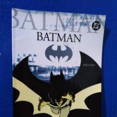 Cómics: LOTE DE 5 CÓMIC ( BATMAN PLANETA DE AGOSTINI ) DC. Lote 191937603