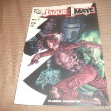 Comics : JAQUE MATE 1. Lote 191948965