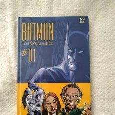 Comics: BATMAN. LA SAGA DE RA'S AL GHUL TOMO 01. Lote 192520480