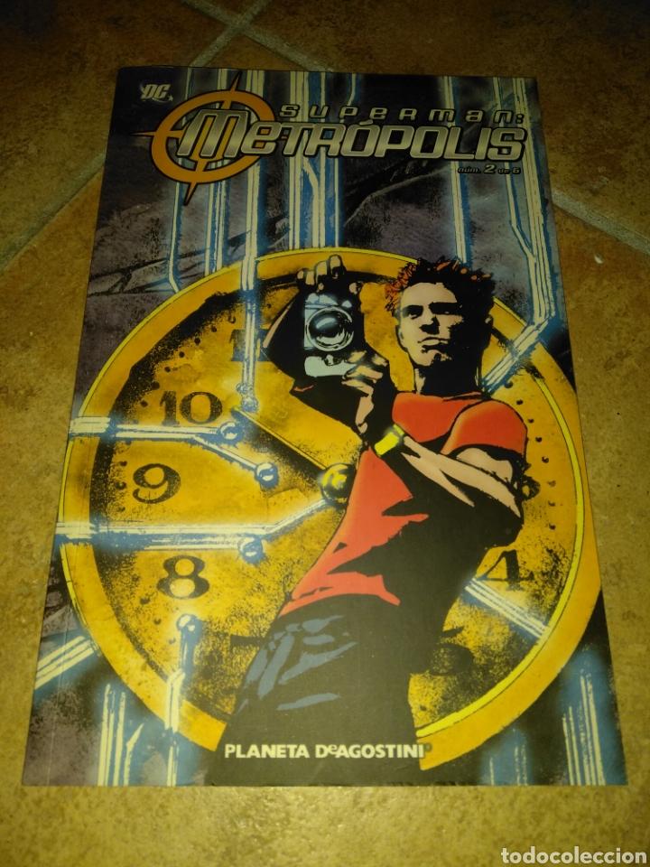 METRÓPOLIS 2 (Tebeos y Comics - Planeta)