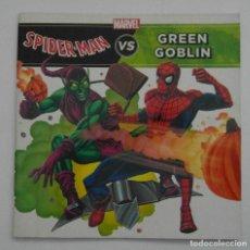 Comics: SPIDER-MAN VS. GREEN GOBLIN. PLANETA. MARVEL. 2013. STEVE BEHLING. PATT OLLIFFE Y BRIAN MILLER. Lote 192623826