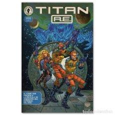 Comics: TITAN A.E. PLANETA DEAGOSTINI. Lote 192806736