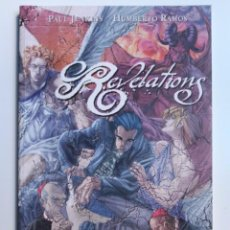 Cómics: REVELATIONS DE PAUL JENKINS Y HUMBERTO RAMOS PLANETA DEAGOSTINI DARK HORSE COMICS. Lote 192849366