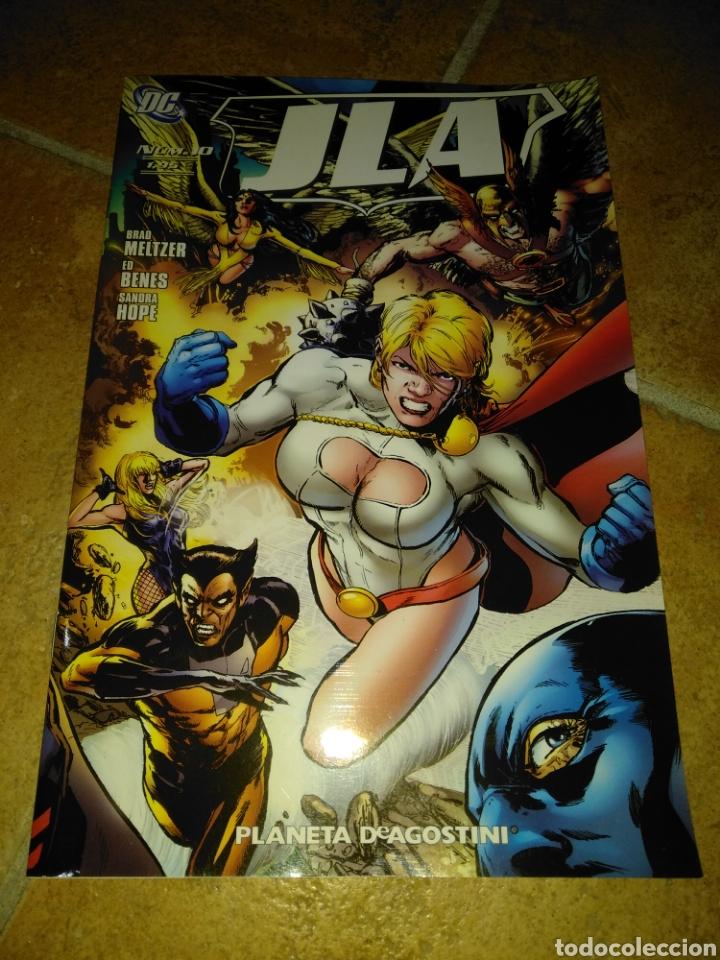 JLA 10 (Tebeos y Comics - Planeta)