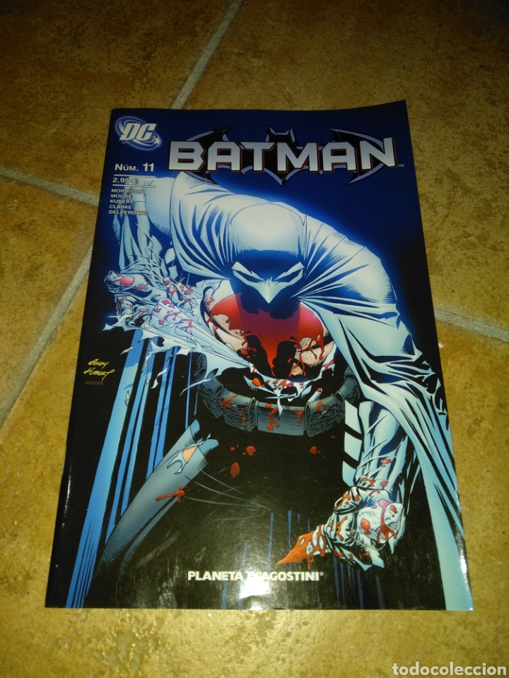 BATMAN 11 (Tebeos y Comics - Planeta)