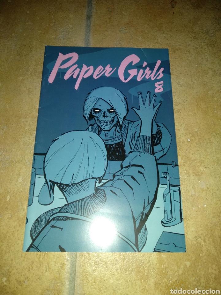 PAPER GIRLS 8 (Tebeos y Comics - Planeta)