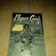 Cómics: PAPER GIRLS 6. Lote 193252441