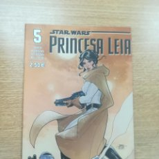 Cómics: STAR WARS PRINCESA LEIA #5. Lote 193258045